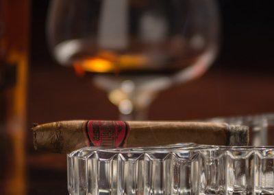 Cigarros Francisco de Miranda, Línea Bordo.