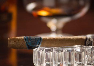 Cigarros Francisco de Miranda, Línea Azul