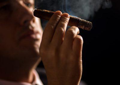 Cigarros Francisco de Miranda, Línea Verde