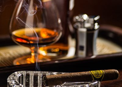 Cigarros Francisco de Miranda, Línea Amarilla